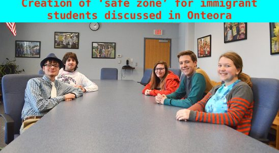 Creation of 'safe zone' for immigrant students discussed in Onteora