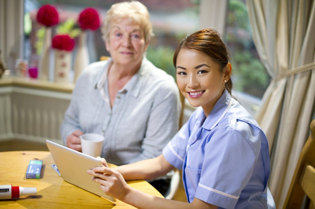 Aging Population of Canada needs Senior Care Workers - Recruitment Drive is on