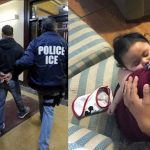 Immigration and Customs Enforcement Raids creates fear in the Immigrant Community, people asked to get help