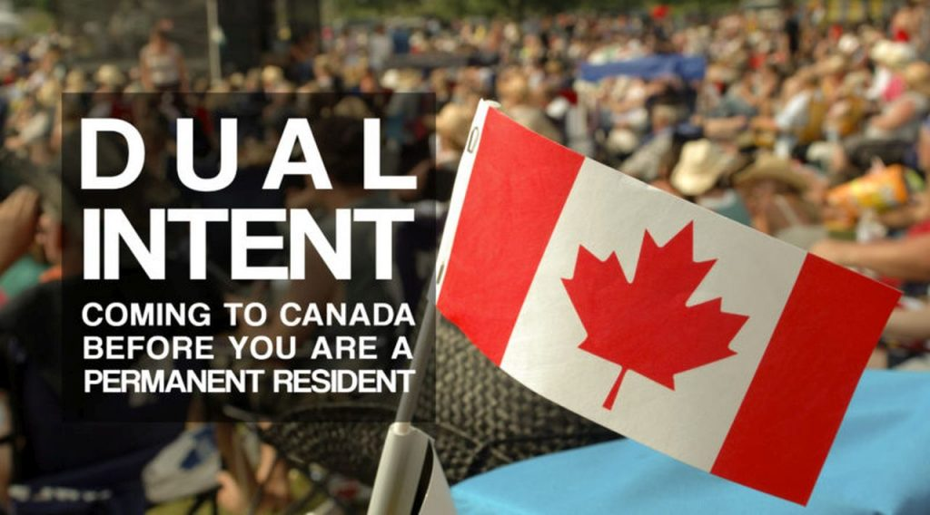 Let's find out how the Canada immigration applications are affected by the dual intent policy