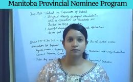 Is it really the right time to apply for PNP Manitoba Provincial Nomination Program?