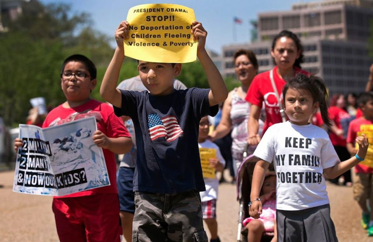 Unaccompanied Immigrant Children in Danger of Deportation