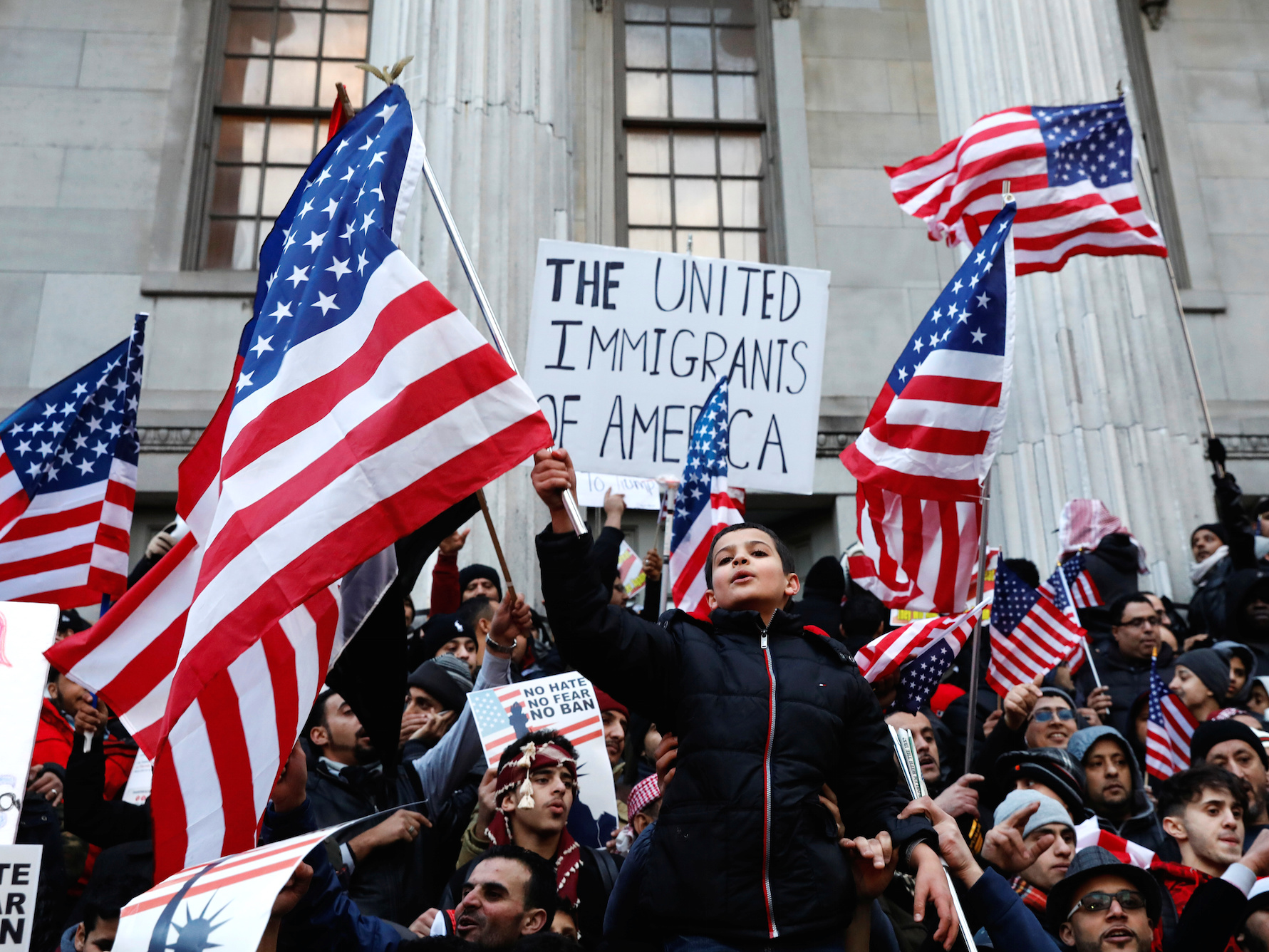 The state of  immigrants of US as the working force in the different sectors
