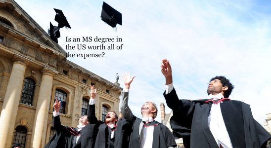 Is an MS degree in the US worth all of the expense?