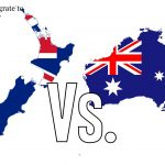 Is it better to migrate to Australia or New Zealand?