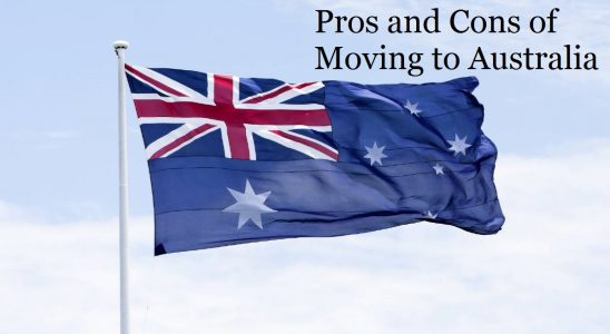 Pros and Cons of Moving to Australia