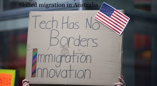 Tougher visa scrutiny that leads to fall of Skilled migration in Australia