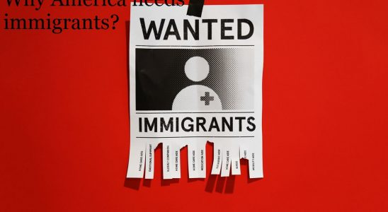 Why America needs immigrants?