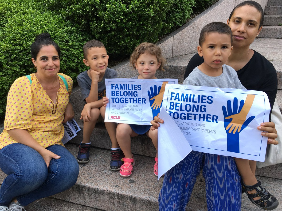 New policy separating immigrant children from parents is reproductive violence