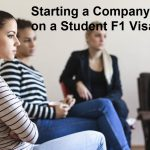 Starting a Company- being on a Student F1 Visa