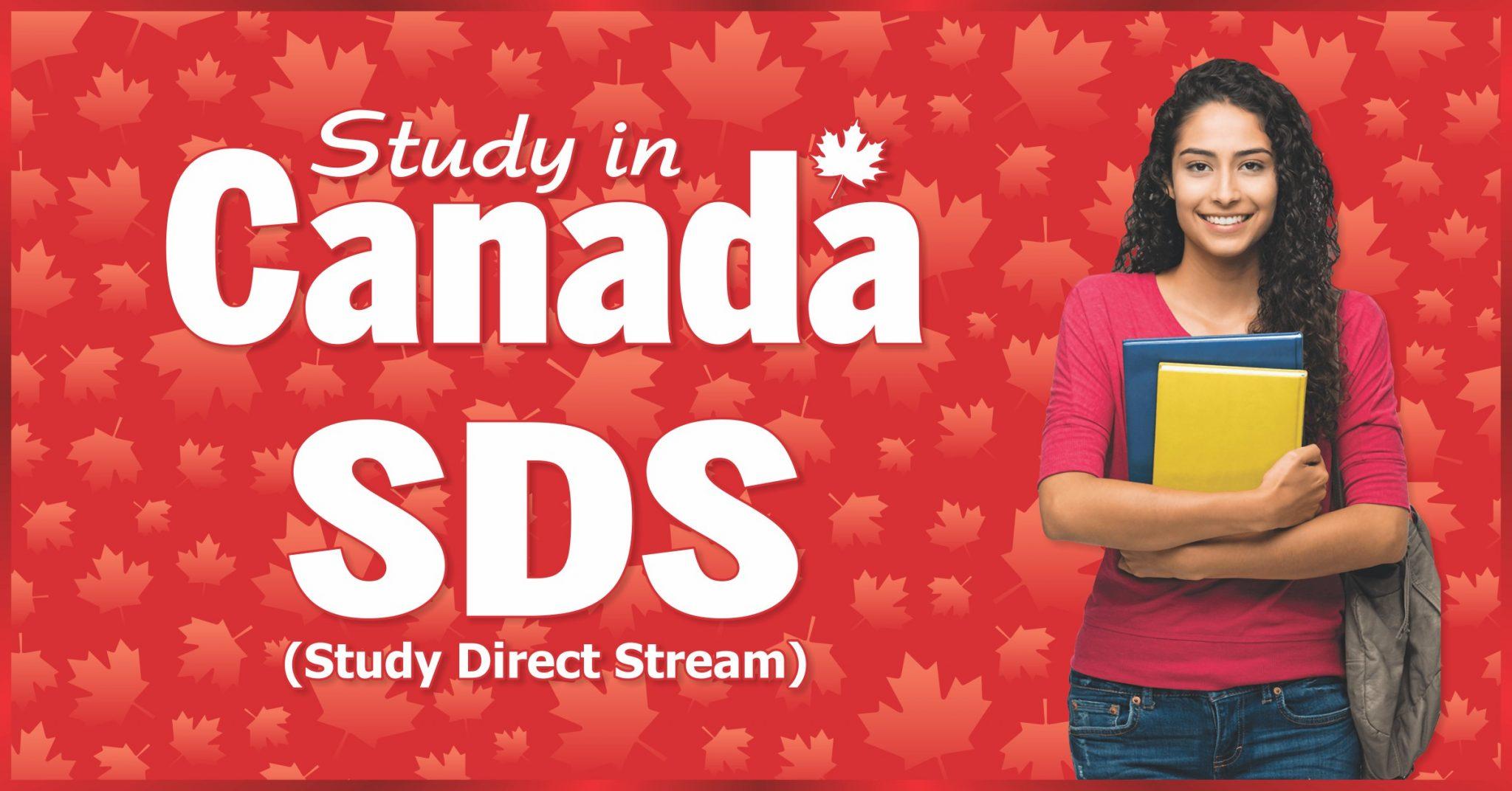 Canada Offers New Study Direct Stream Program