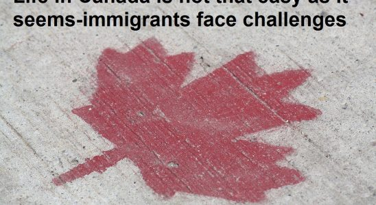 Life in Canada is not that easy as it seems-immigrants face challenges