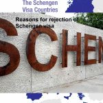 Reasons for rejection of Schengen visa