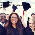 International students contributemajorly to the economy of the UK- report