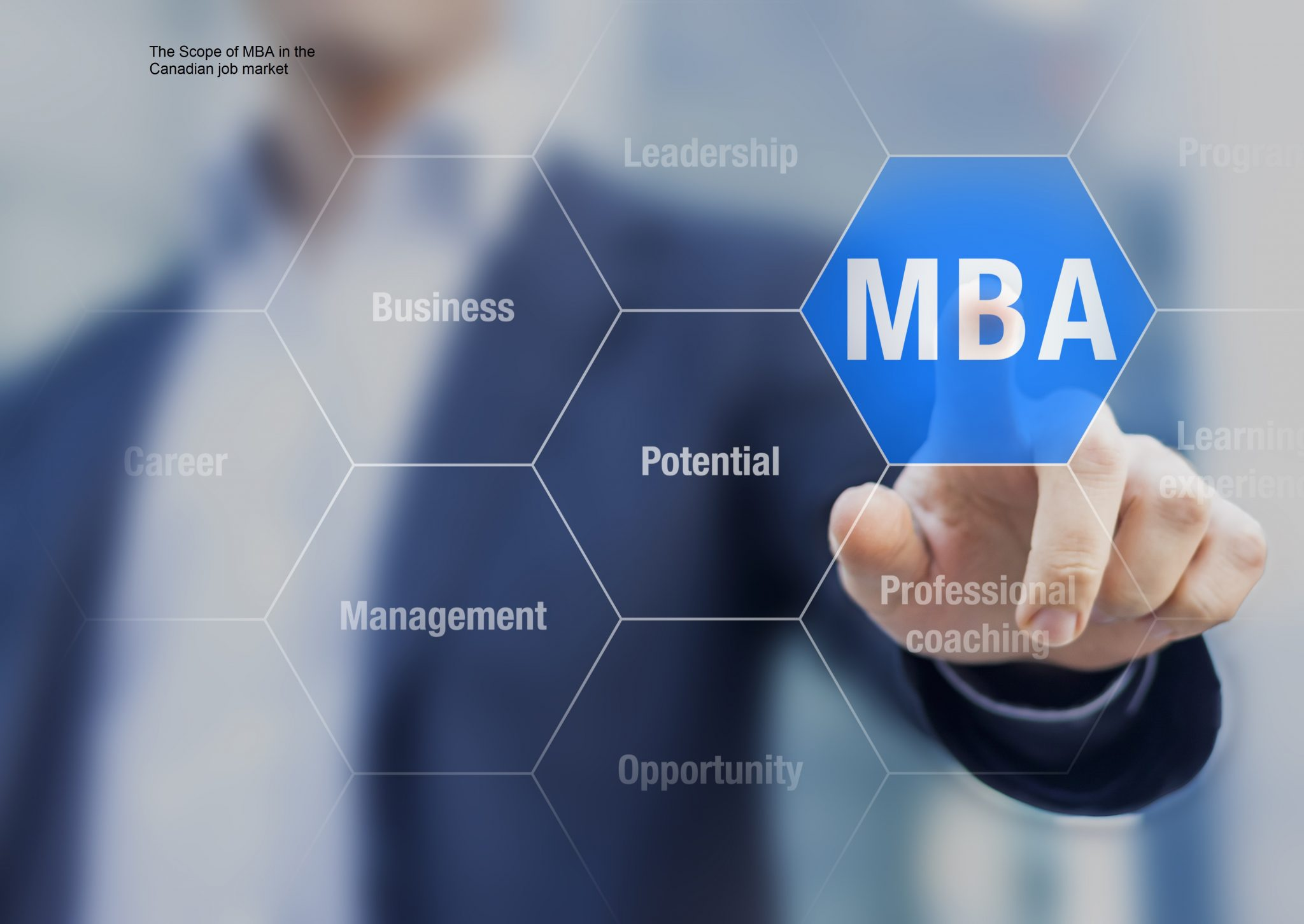 The Scope of MBA in the Canadian job market