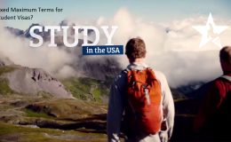 Fixed Maximum Terms for Student Visas?