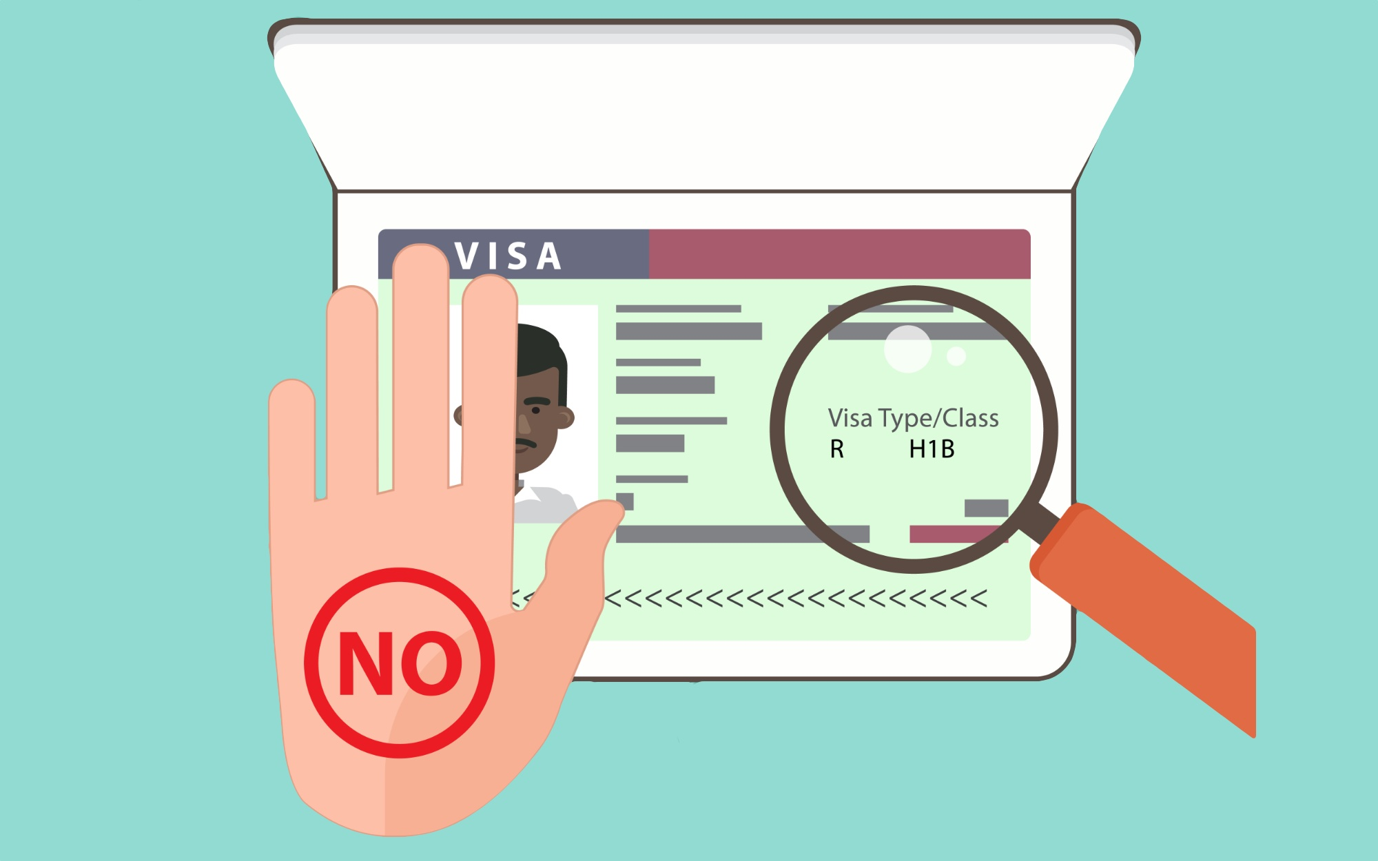 H-1B visa delay making it difficult for the candidates to hold on jobs