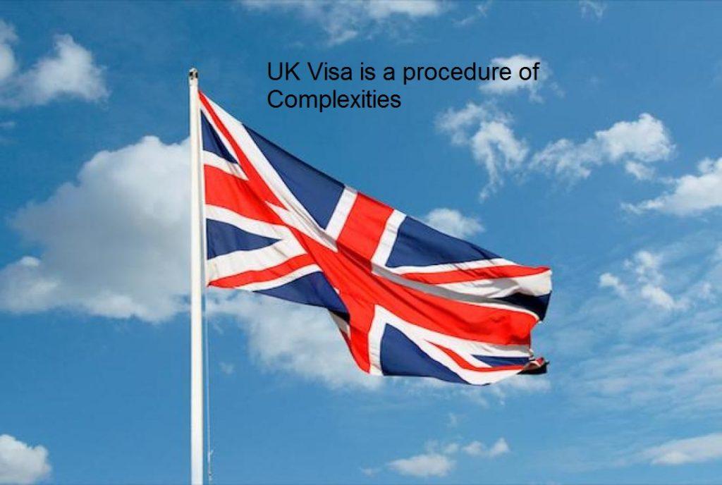 UK Visa is a procedure of Complexities