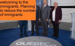 Quebec is no more welcoming to the immigrants