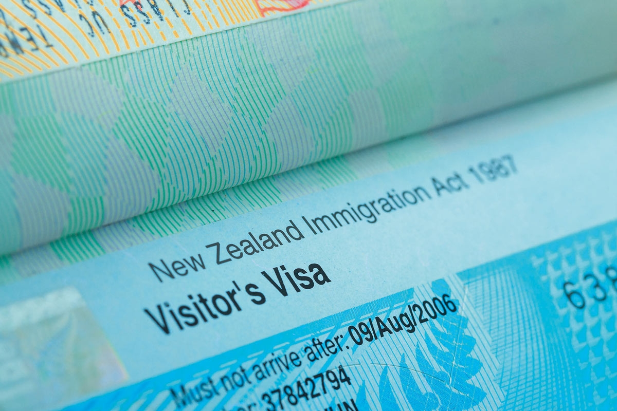 partner to settle permanently with you while working in New Zealand