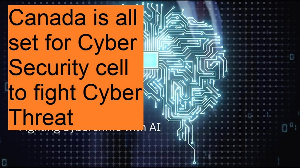 Canada is calling for Cybersecurity Jobs