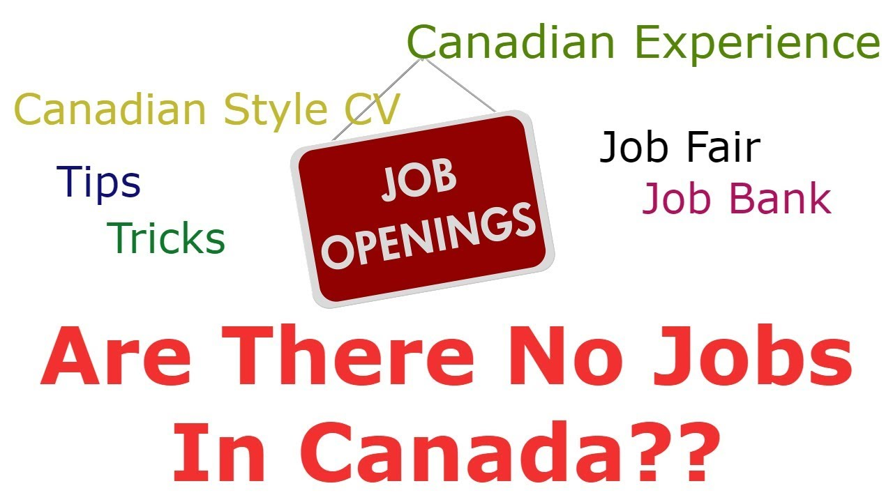 Are you considering to work in Canada?