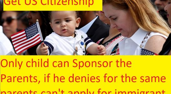 Birth Tourism to Get US Citizenship