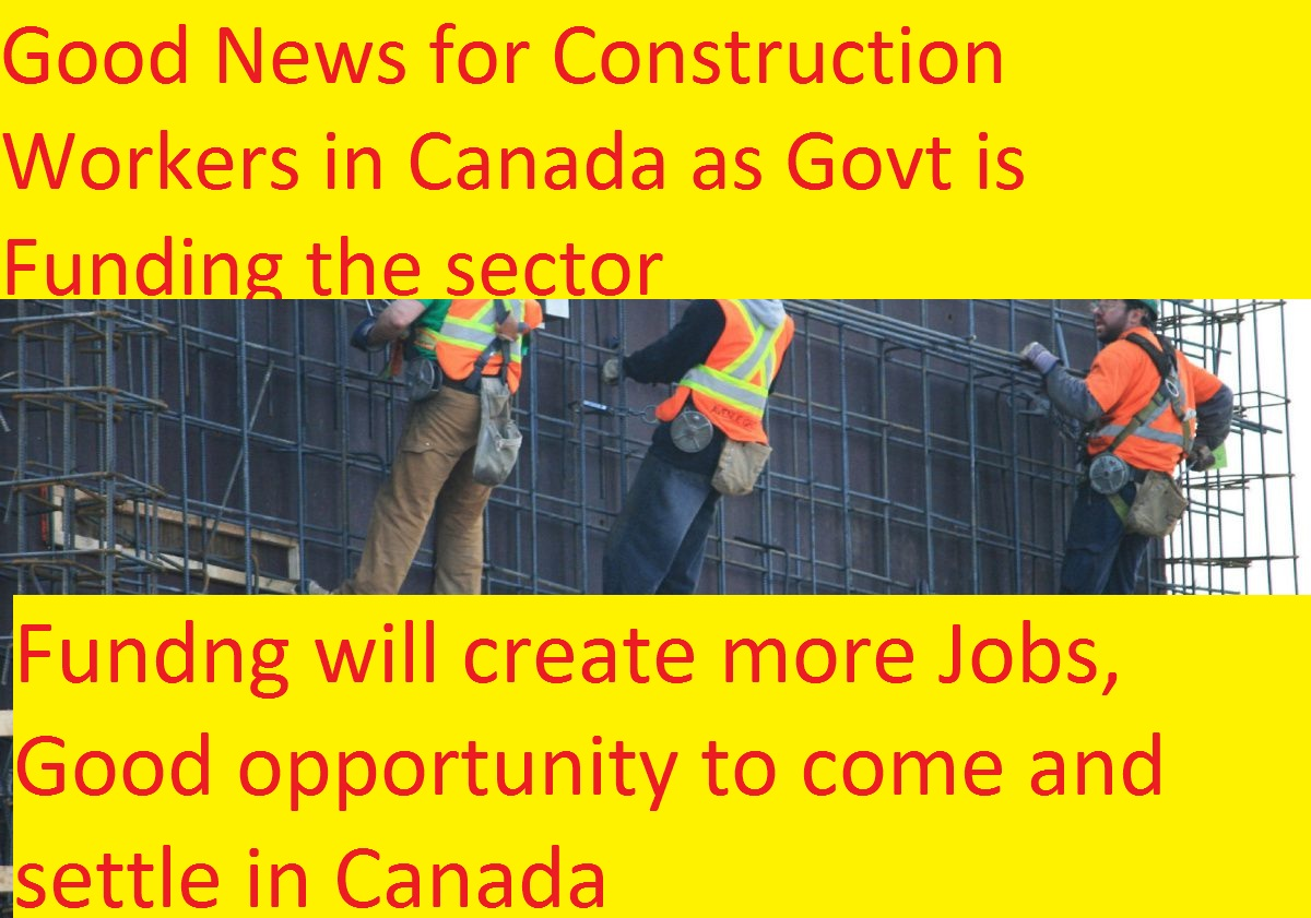 The collaboration of the Canadian government with BCCA to boost workers