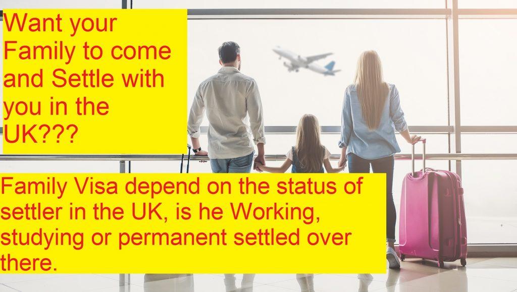 Rules For Applying For Family Visa In UK