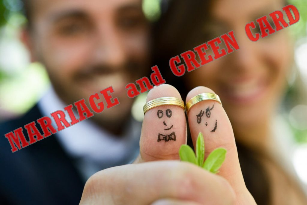 Easy to Get Green Card if Spouse Lives in the US