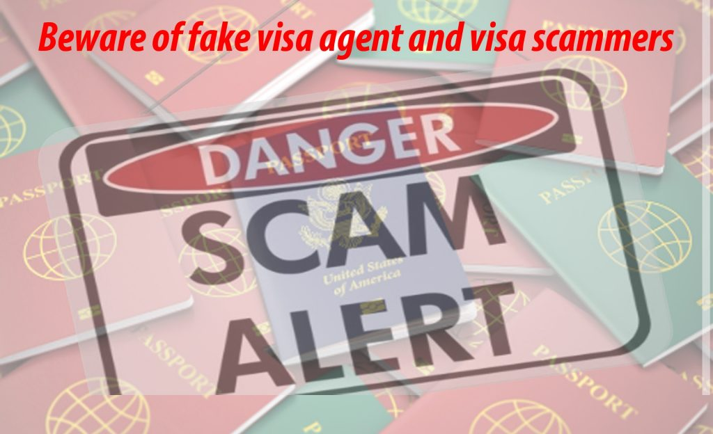 How are Visa Fraudsters getting Victims into their Net