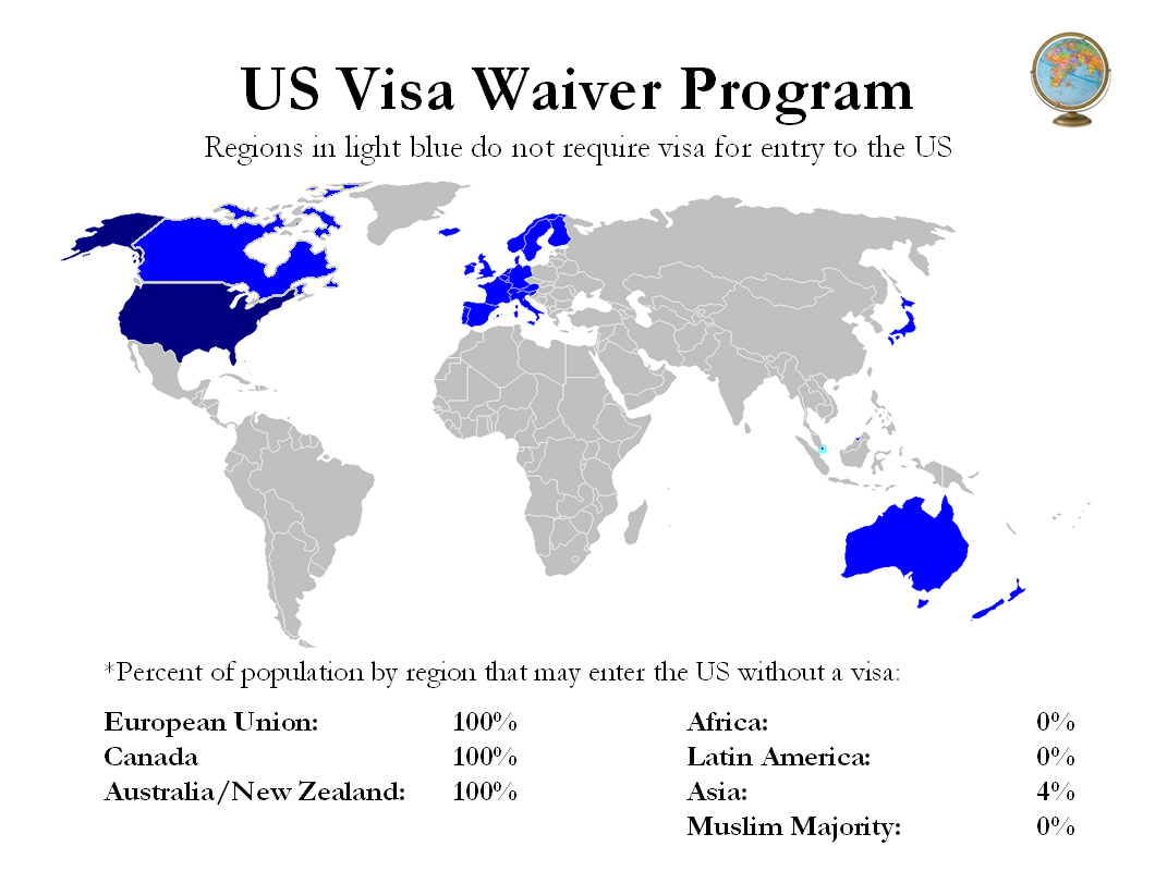 Travel without a Visa with the Visa Waiver Program in the US- Interested? Stay tuned