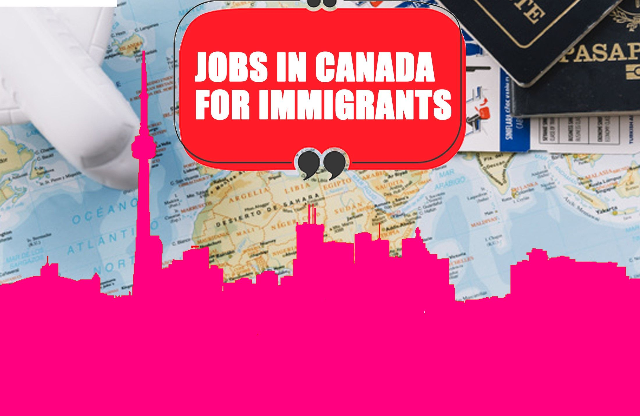 get job first then immigrate to canada