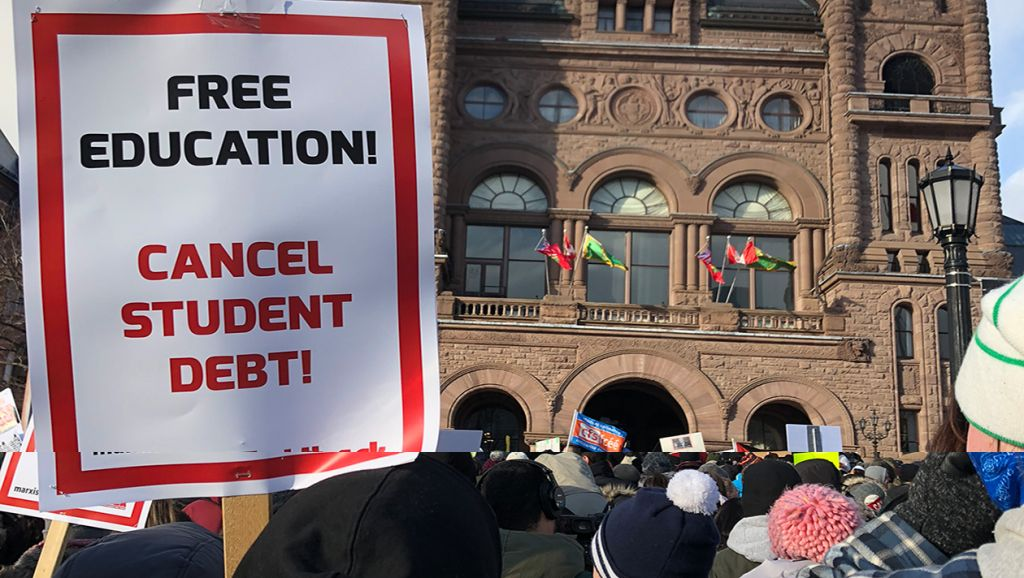 Reverse Student-Loan Changes - Hajdu asks Ontario in the Pre-Budget Letter