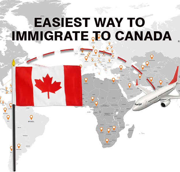 immigrate to canada easily
