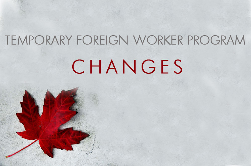 Reason for Drastic Change in Number of Temporary Workers in Canada