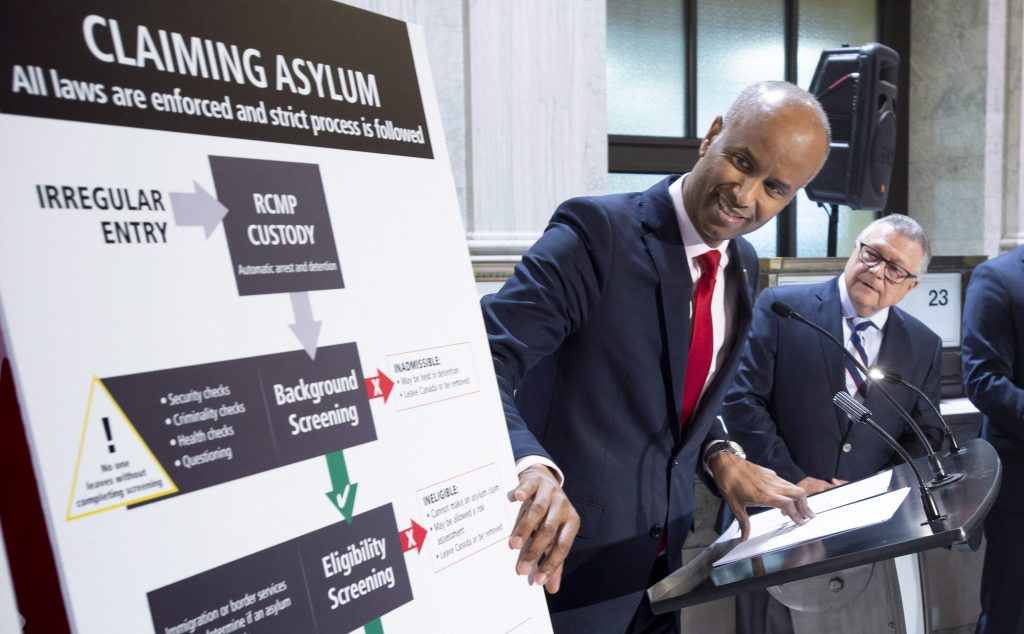 Is it easier to seek Asylum Claim than apply for Regular Immigration in Canada?