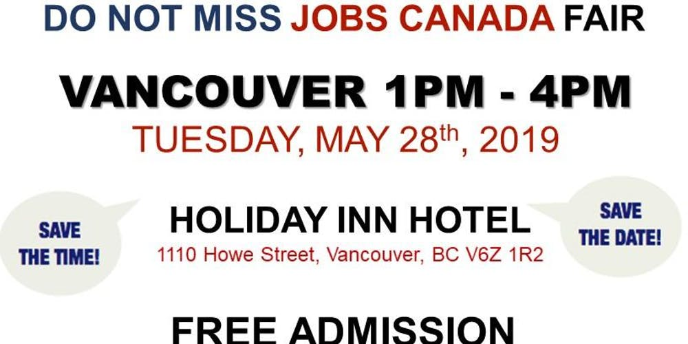 Tips To Secure A Job In Vancouver