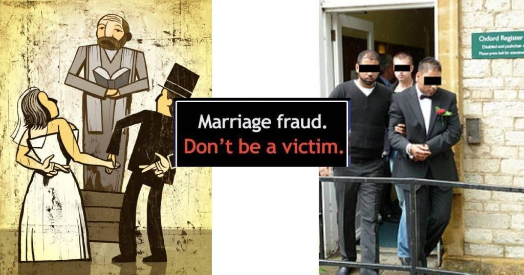 Fake Marriage Immigration Scam