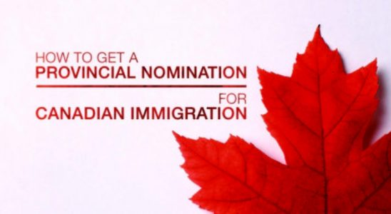 Provincial Nominee Program for Nova Scotia - How to stay in Canada as a permanent resident?