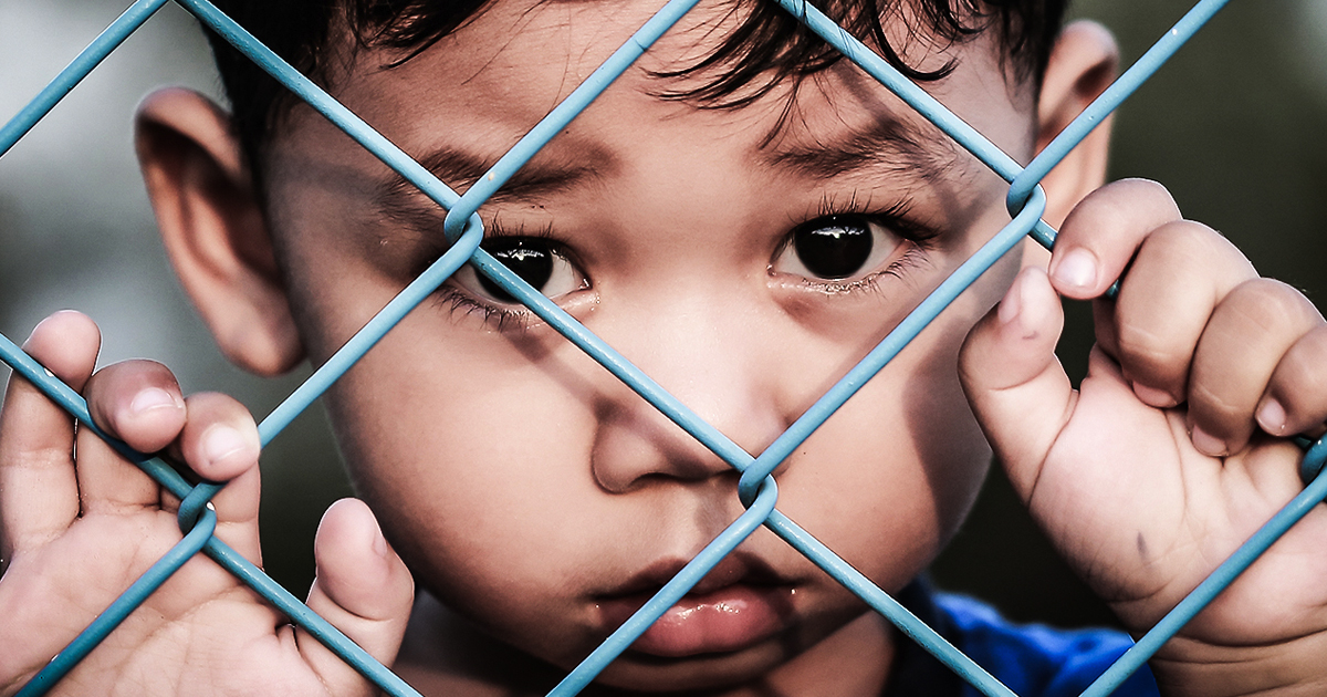 Detained Migrant Children Do Not Get Safe and Sanitary Environment