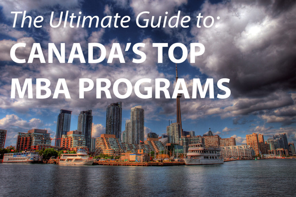 MBA programs offered by Canada seems to be a lucrative option for international students