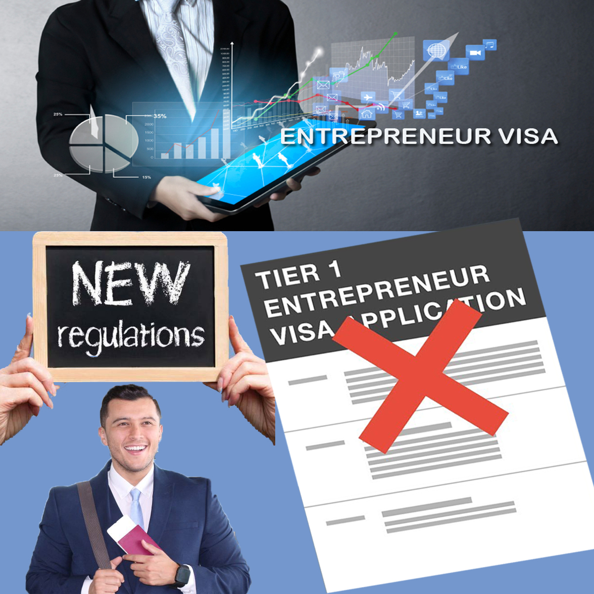 Is it the End of Entrepreneur Visa in the UK?