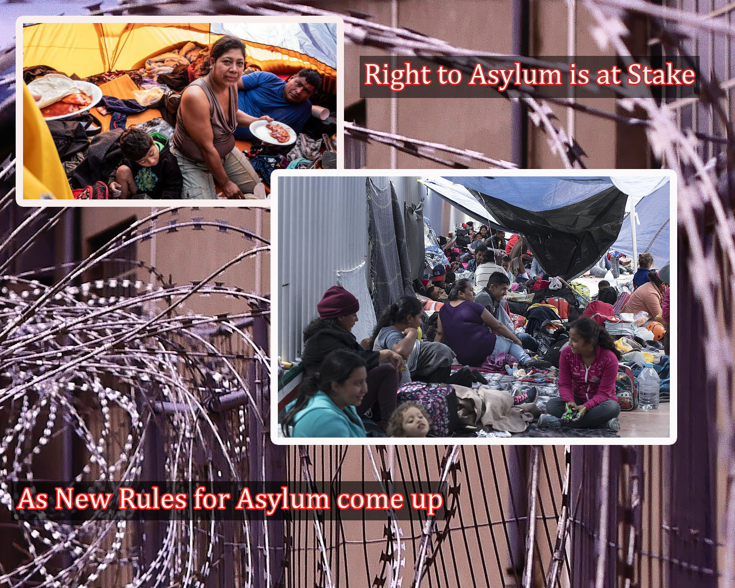 Asylum Rules Get Stricter