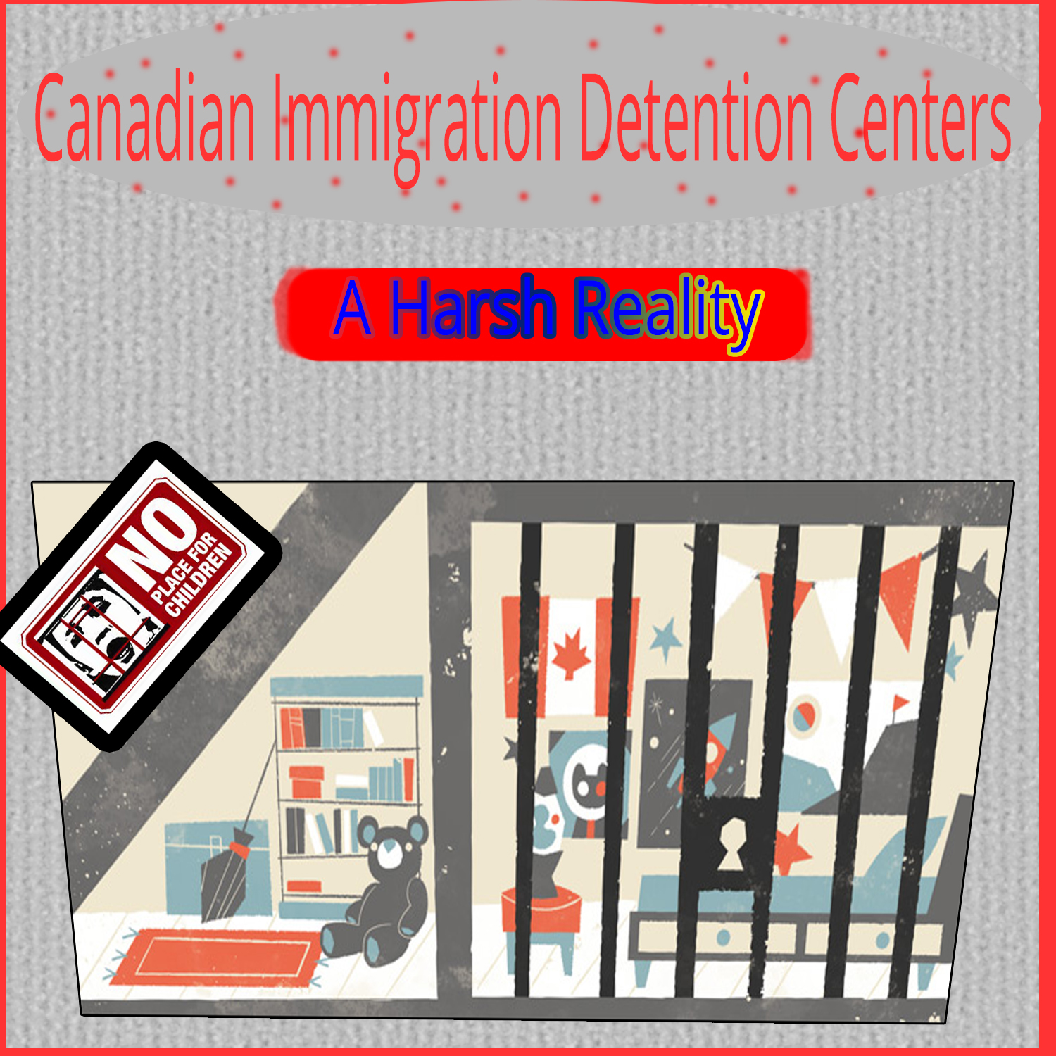 Canadian Immigration Detention Centers: A Glimpse