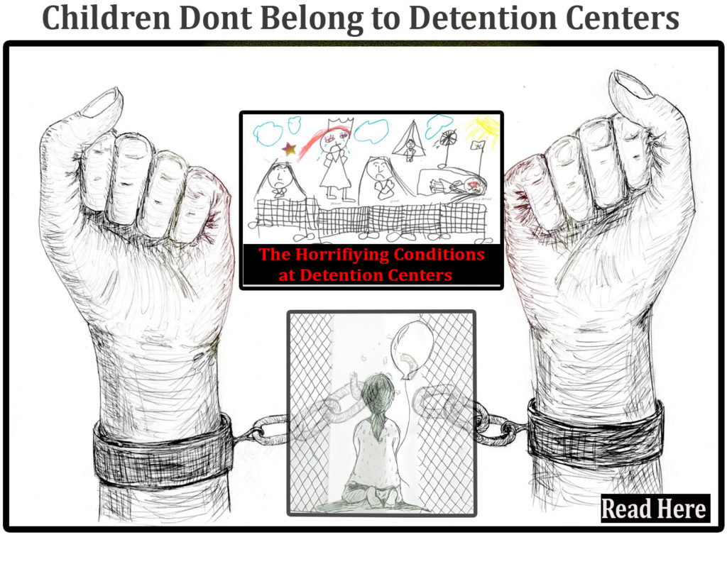conditions at detention centers canada