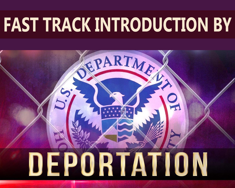 Deportation by USA