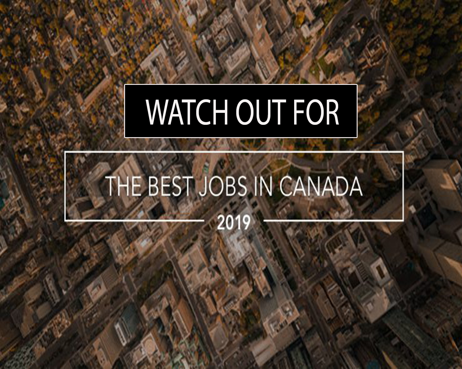 best jobs in canada
