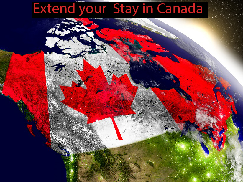 Apply for Extending your Visa in Canada