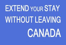 Apply for Extending your Stay in Canada